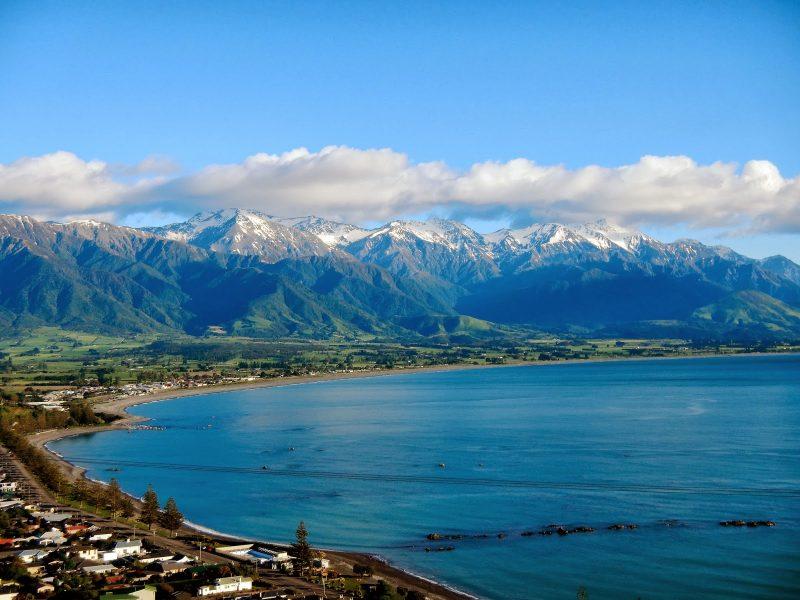 Kaikoura to Christchurch