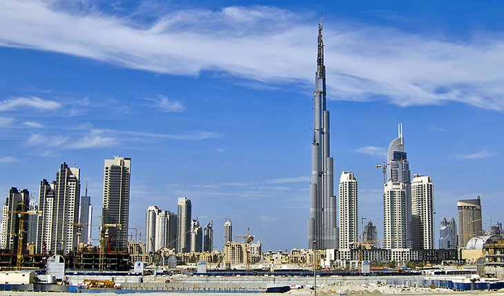 What are the best traveling places in Dubai?